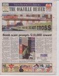 Oakville Beaver, 9 Dec 2001