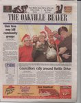 Oakville Beaver, 14 Dec 2001