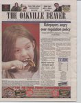 Oakville Beaver, 15 Feb 2002