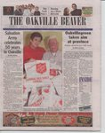 Salvation Army celebrates 50 years in Oakville
