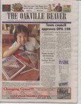 Oakville Beaver31 May 2002