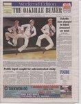Oakville Beaver, 3 Nov 2002