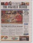 Oakville Beaver, 22 Nov 2002