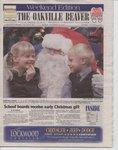 Oakville Beaver, 22 Dec 2002