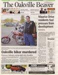 Oakville Beaver, 12 Apr 2006