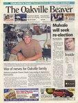 Oakville Beaver, 26 Apr 2006