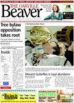 Oakville Beaver30 Aug 2006