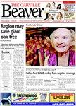 Oakville Beaver, 15 Dec 2006