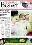 Oakville Beaver, 22 Dec 2006