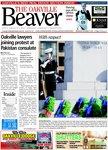 Oakville Beaver7 Nov 2007