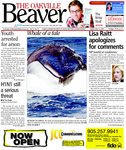 Oakville Beaver12 Jun 2009