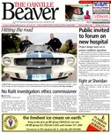 Oakville Beaver9 Oct 2009