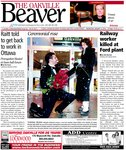 Oakville Beaver13 Jan 2010