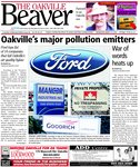 Oakville's major pollution emitters: Ford tops list of 14 companies that fail Oakville's air quality bylaw