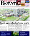 Council approves funding for new hospital: Only two councillors oppose $200-M commitment