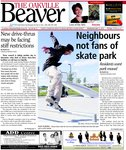 Neighbours not fans of skate park: Residents want park moved