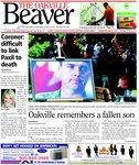 Oakville remembers a fallen son
