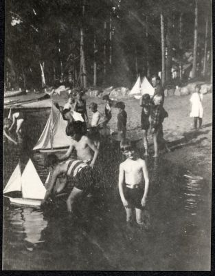 Chis at camp