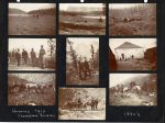 Hunting trip in Canadian Rockies-1890's