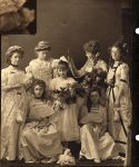 In school play 1912 (Hazel)