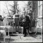 Ann, Monty and Lynda