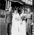 John and Marjorie Callingham (left)