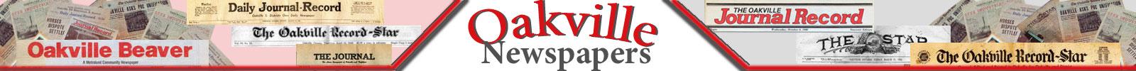 Oakville Newspapers